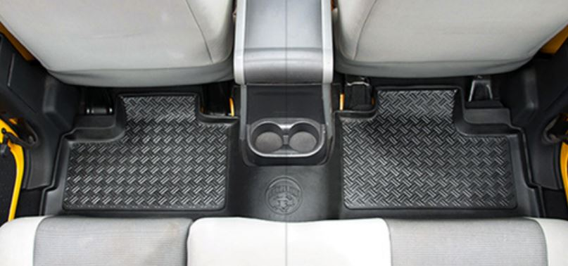 59-0113 Paramount Offroad Floor Liner Molded Fit