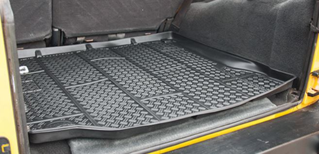 59-0211 Paramount Offroad Cargo Area Liner Direct Fit
