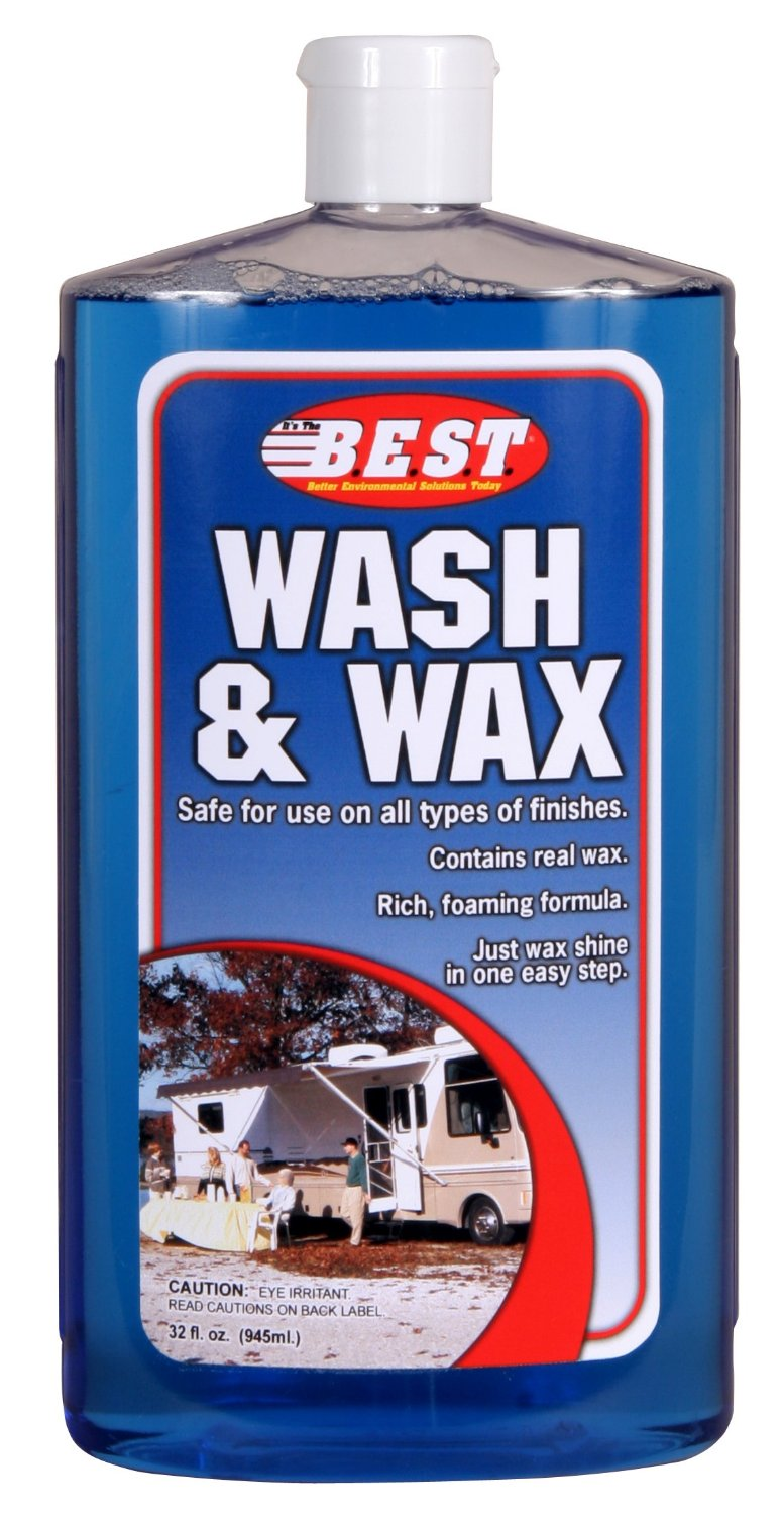 60032 ProPack Car Wash And Wax Clean/ Protect And Shine The RV/