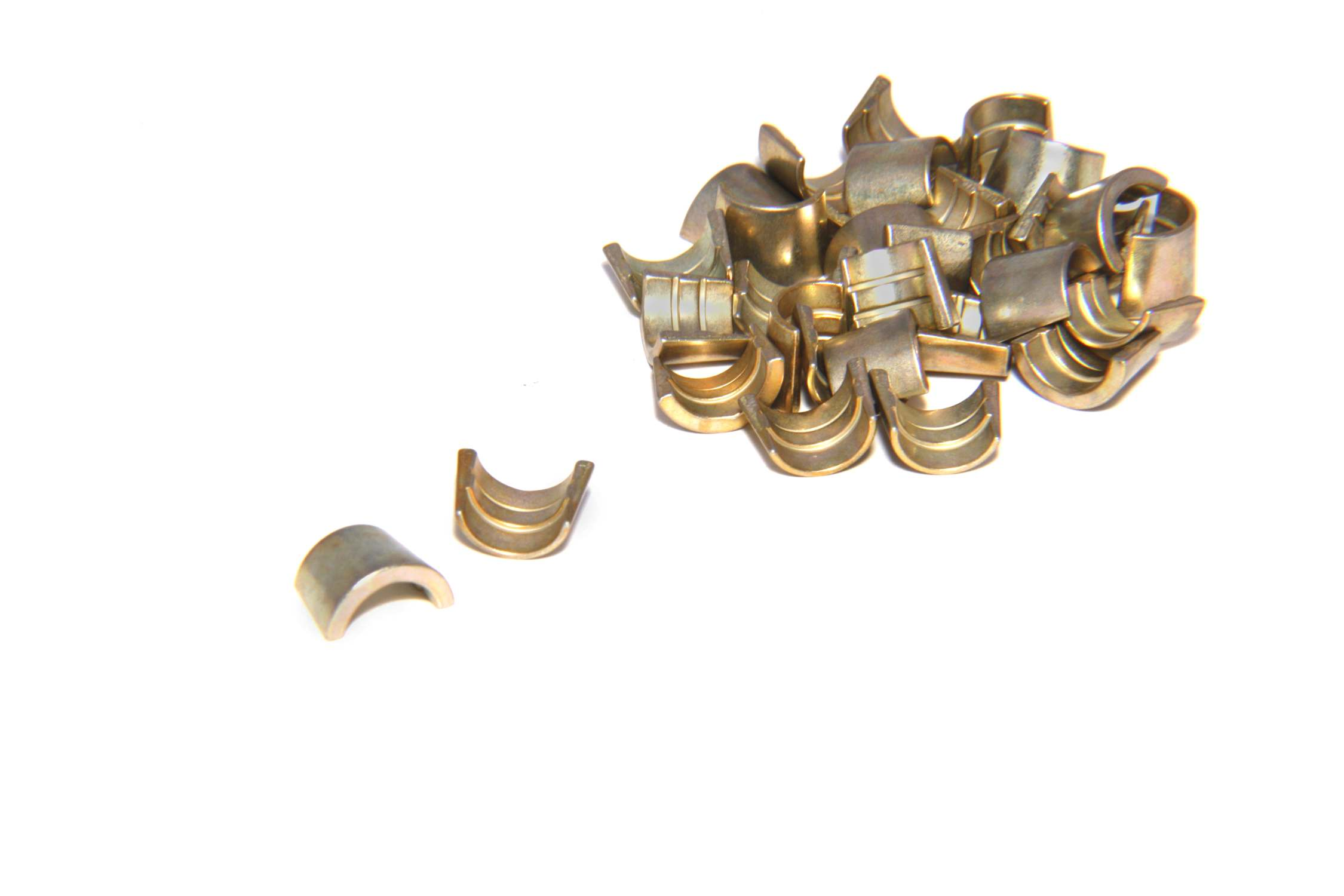 603-16 Competition Cams Valve Spring Lock Single Groove