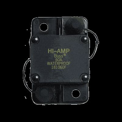 16069 Rieco-Titan Products Circuit Breaker 12 Volt/ 60 Amp