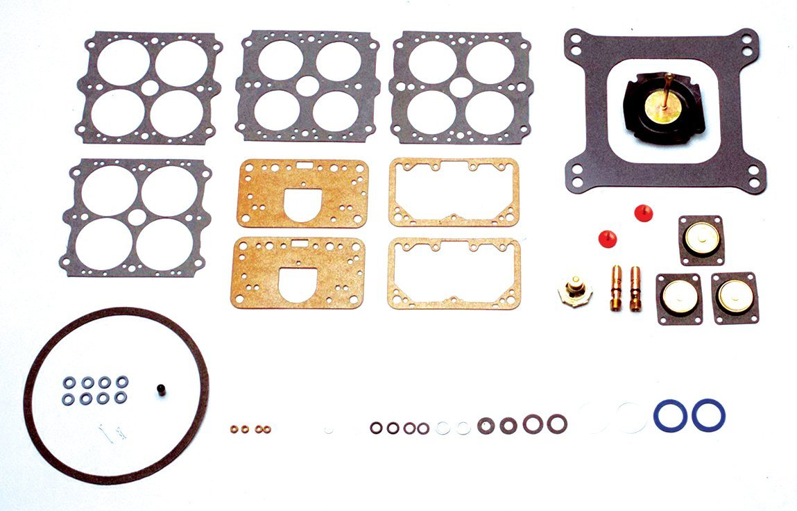 3-2000QFT Quick Fuel Technology Carburetor Rebuild Kit For Use With