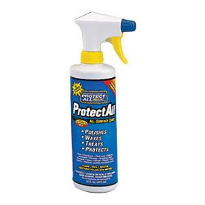 62016 Protect All Multi Purpose Cleaner Use To Protect/ Clean/ Shine