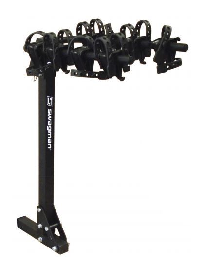 63381 Swagman Bike Rack - Receiver Hitch Mount Standard 2 Inch