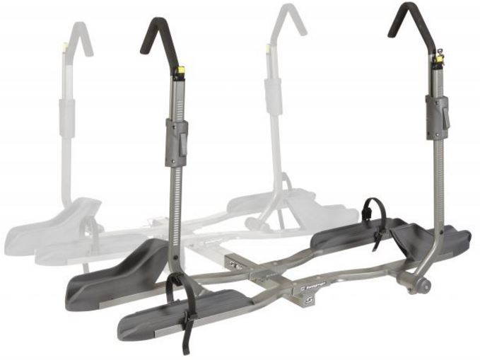64699 Swagman Bike Rack Extension For Use With The Semi 4.0 Rack