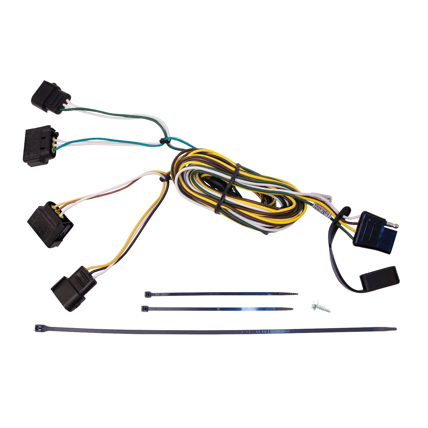 65 62080 Westin Automotive Trailer Wiring Connector T For Kit 62016