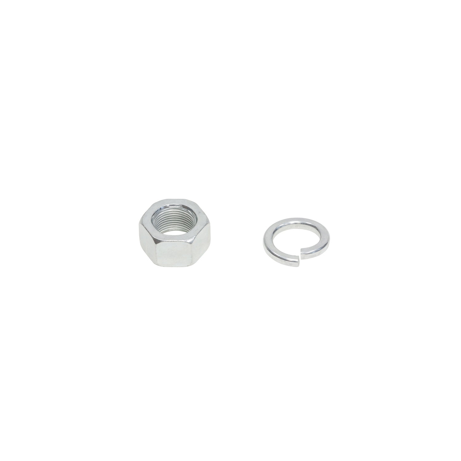 65-91010 Westin Automotive Nut Replacement 1 Inch Nut And Lock Washer
