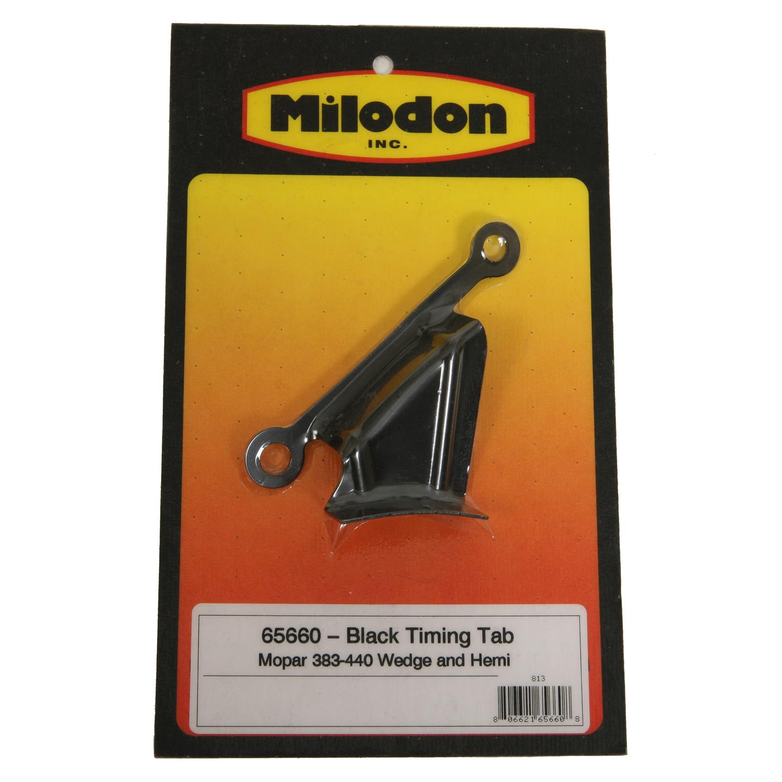 65660 Milodon Timing Tab For Use With Big Block Mopar Engines