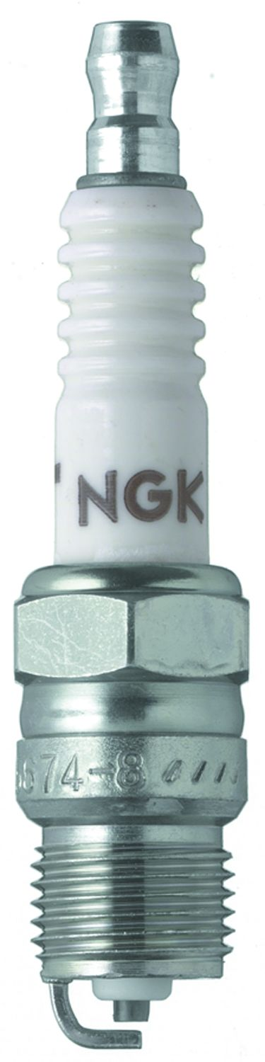 6702 NGK Spark Plugs Spark Plug Without Resistor