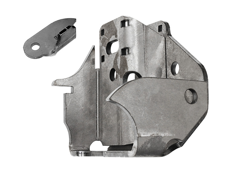 68-2051-3 G2 Axle and Gear Track Bar Bracket For Use With 68-2050-1
