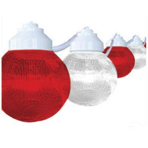 1681-01523-PRE Polymer Products Party Lights Globe String Light