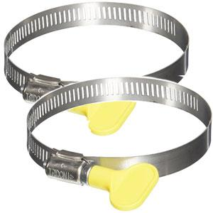 5Y04858 Ideal Division Hose Clamp 2-1/2 Inch To 3-1/2 Inch Clamping