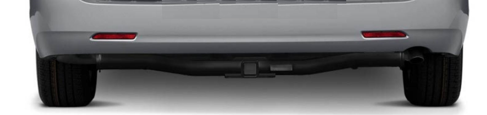 69481B TrailFX Trailer Hitch Rear Class III