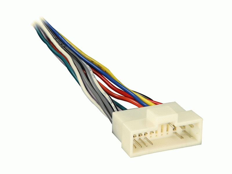 70-1003 Metra Electronics Radio Wiring Harness For Installing