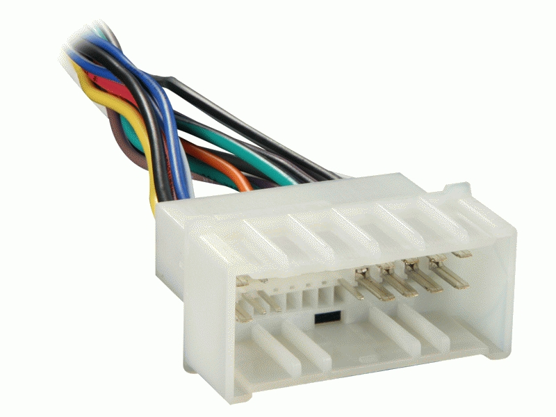 70-1004 Metra Electronics Radio Wiring Harness For Installing