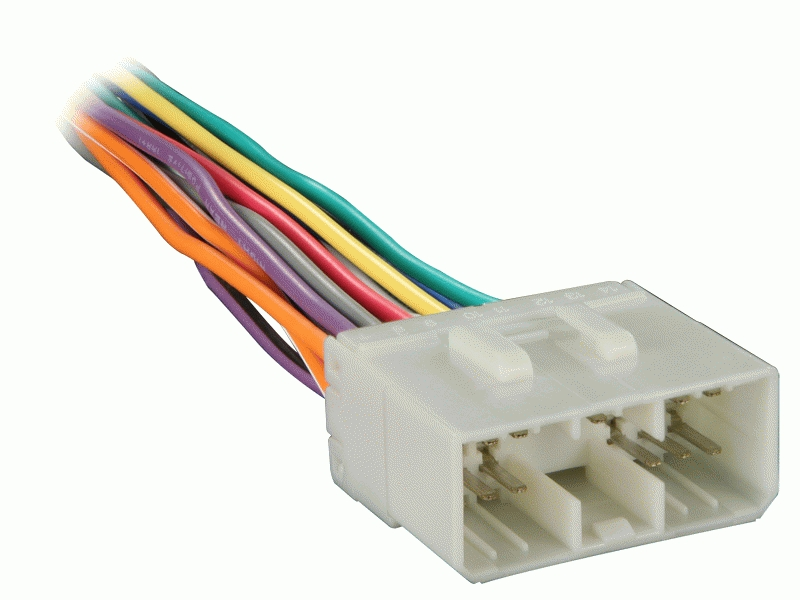 70-7300 Metra Electronics Radio Wiring Harness For Installing