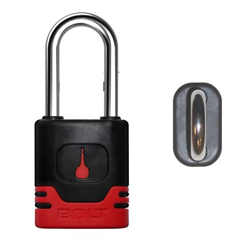 CPL-F BOLT Locks/ Strattec Security Padlock Key Type - Uses