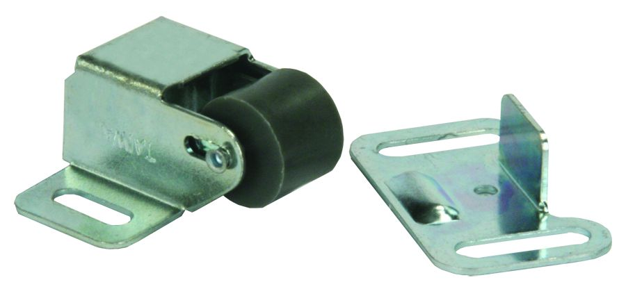 70255 JR Products Door Catch Use To Keep Cabinet Doors Closed