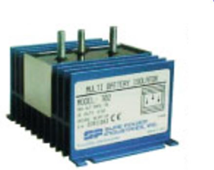 702-D Sure Power Battery Isolator Use To Eliminate Multi-Battery