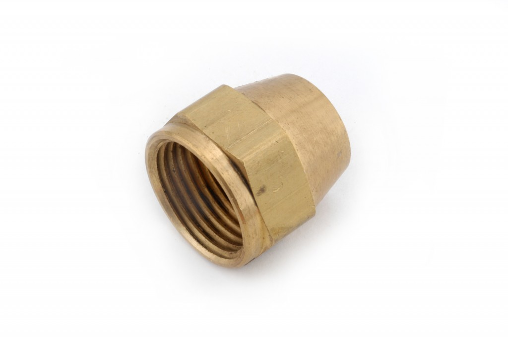 704014-04 Anderson Metal Fresh Water Fitting Nut For 1/4 Inch Outside