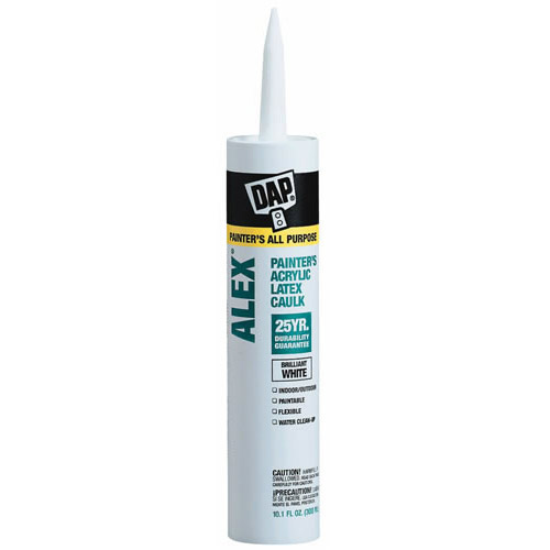 70798 18670 DAP Caulk Sealant Multi Purpose Acrylic Latex Caulk