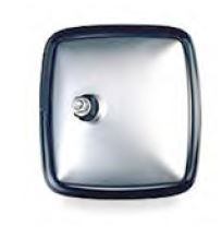 708181 Velvac Exterior Mirror Center Mount Wide Angle Mirror