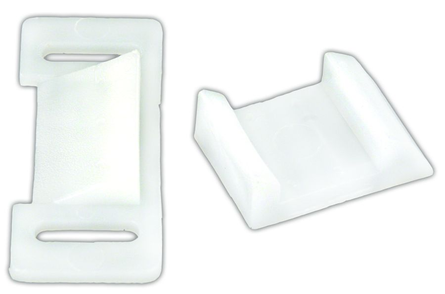 71005 JR Products Drawer Stop Use To Keep Cabinet Or Desk Drawer From