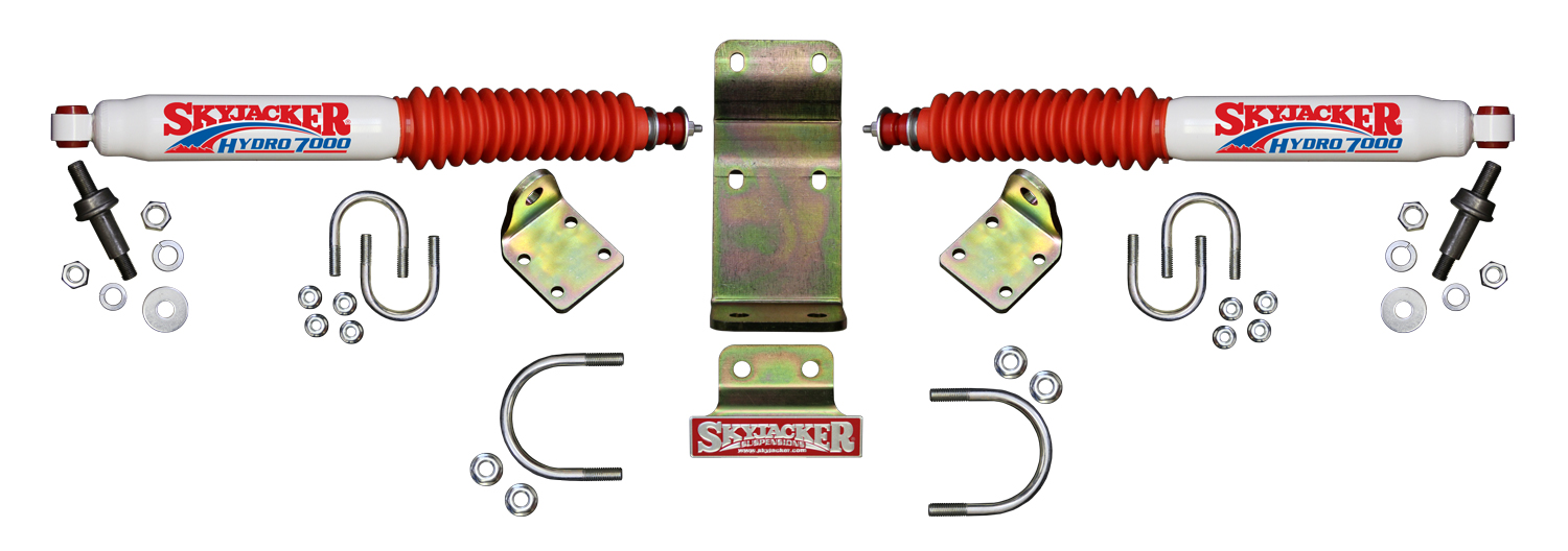 9299 Skyjacker Suspensions Steering Stabilizer Dual