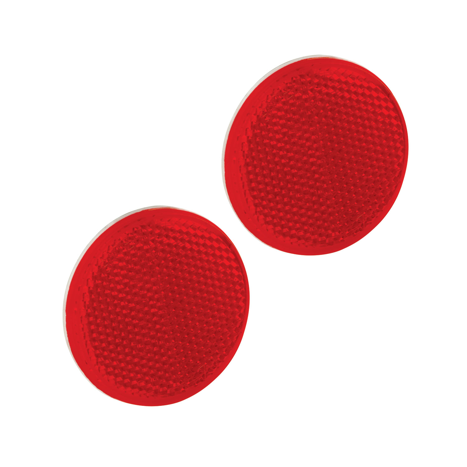 74-55-010 Draw-Tite Reflector Red Lens