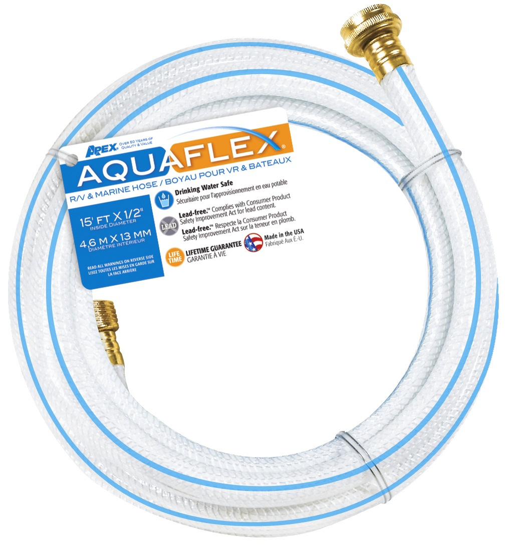 7503-15 Teknor Apex Fresh Water Hose Not Heated