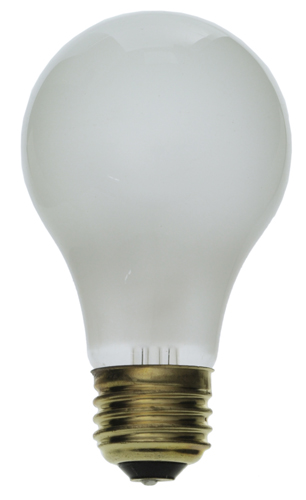 75WRS Wagner Lighting Rough Service Bulb A19 Incandescent
