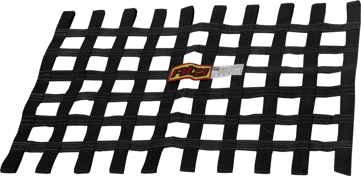 7600D RCI (Racer's Choice Inc) Window Net Rectangle Shape