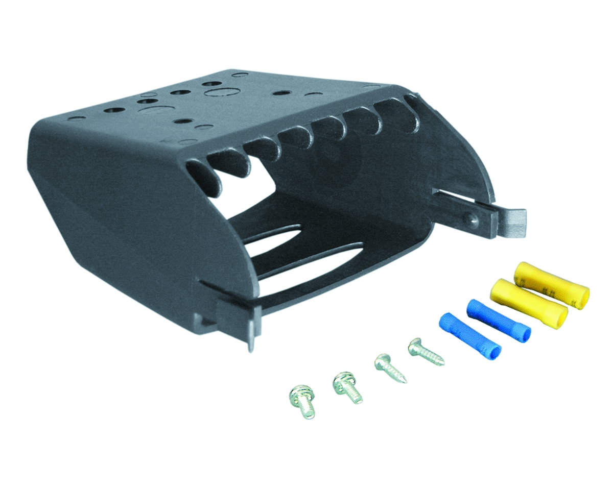 7686 Tekonsha Trailer Brake Control Mounting Kit With Bracket and
