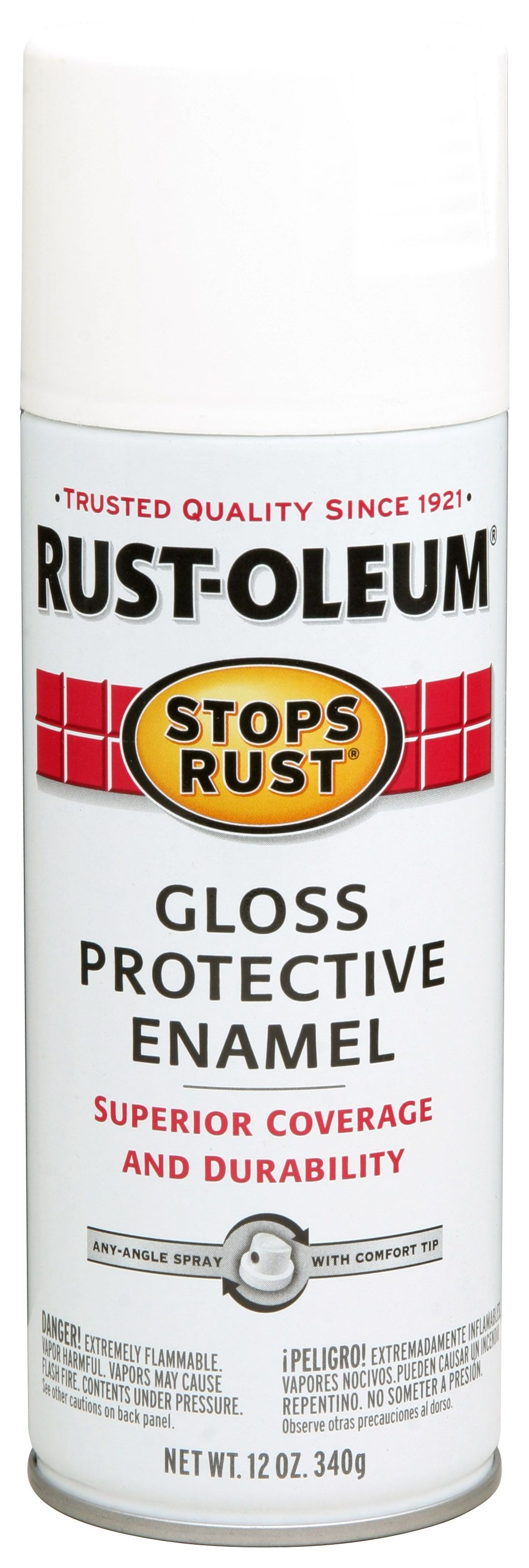 7792830 RUST-OLEUM Paint Used On Metal/ Wood/ Concrete/ Masonry Which