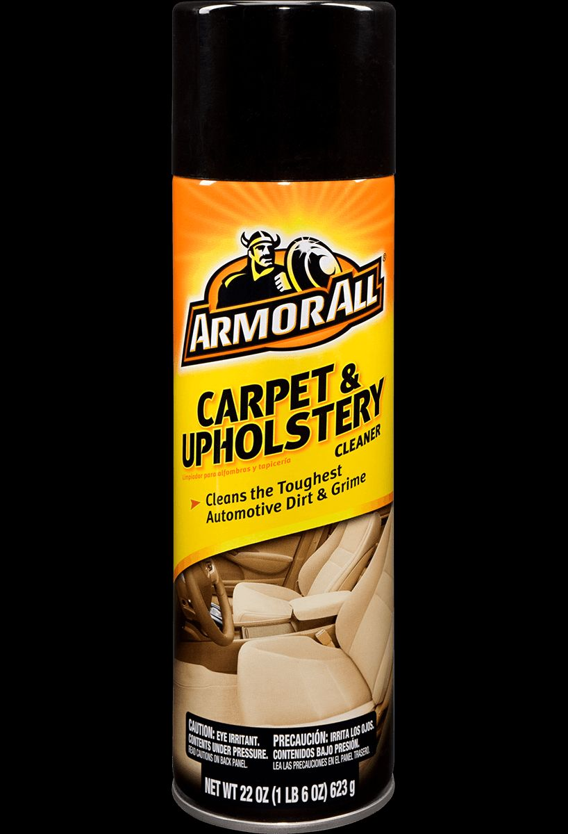 78091 Armor All/ STP Carpet Cleaner Use on Carpet Upholstery