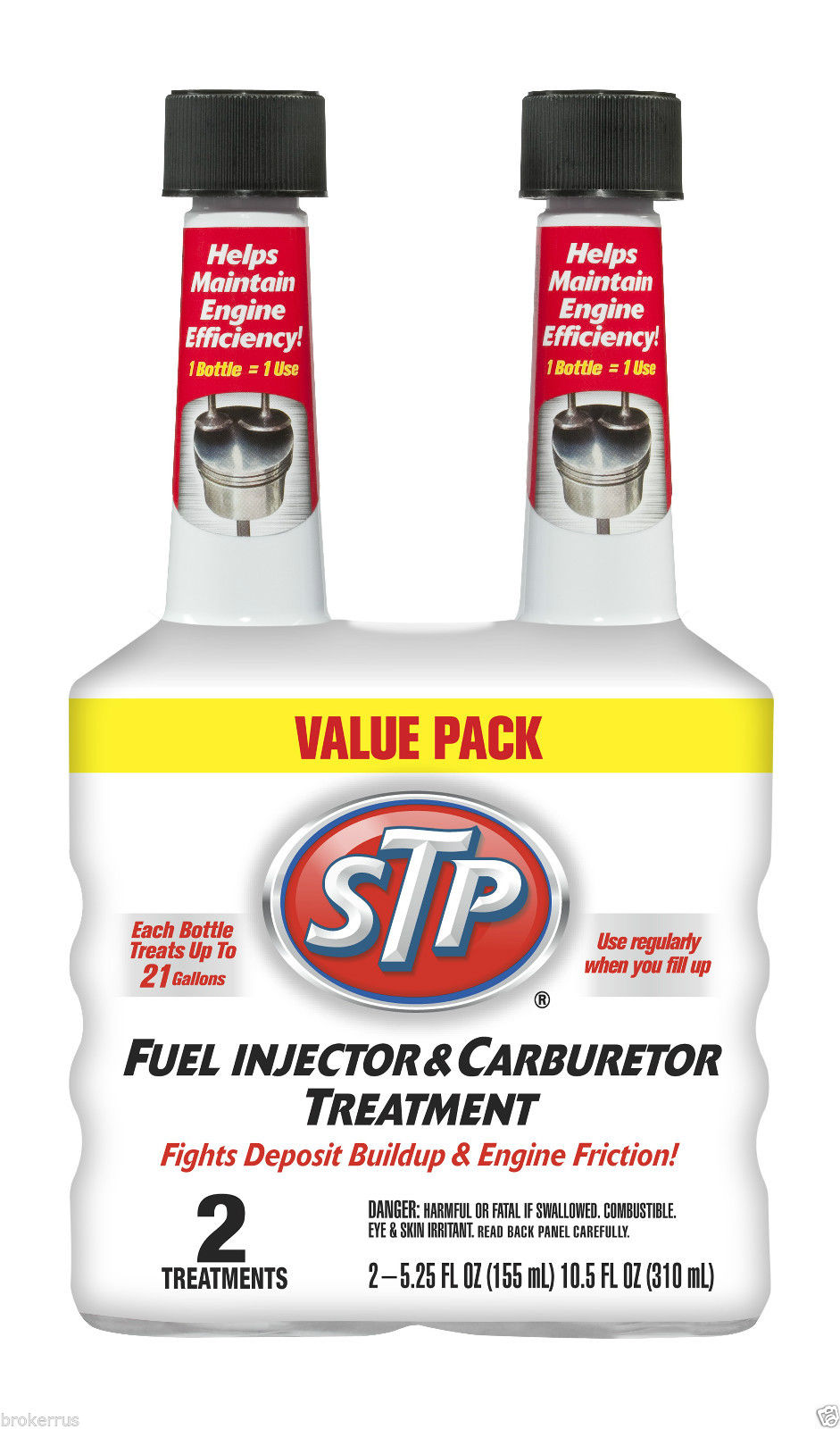 78610 Armor All/ STP Carburetor Cleaner Save Gas by Keeping Fuel
