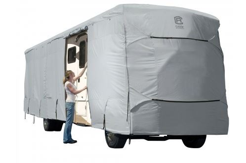 80-183-191001-00 Classic Accessories RV Cover For Class A Motorhomes