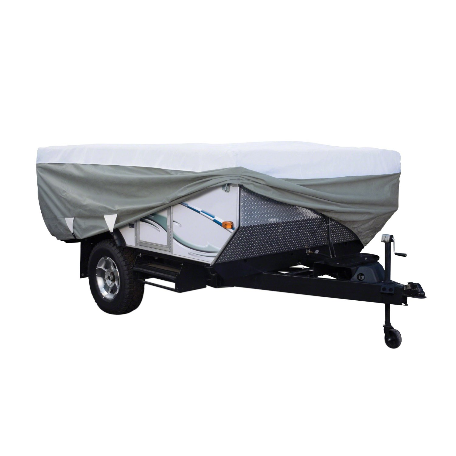80-209-303101-00 Classic Accessories RV Cover For Folding Camper