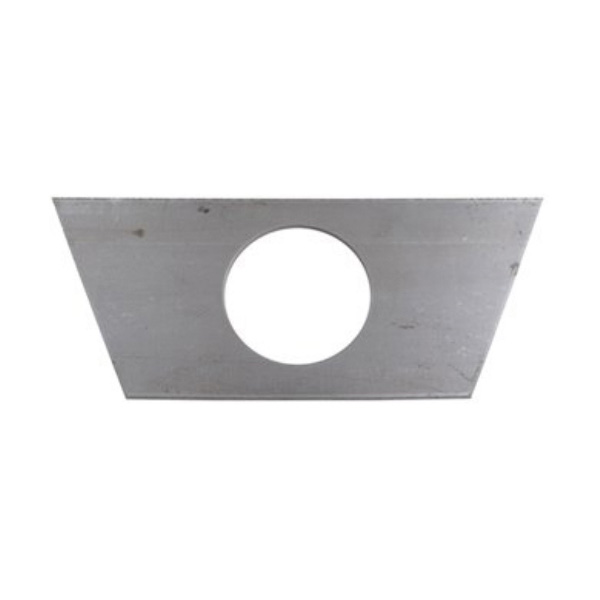 678229 Lippert Components Trailer Tongue Jack Support Plate Use To