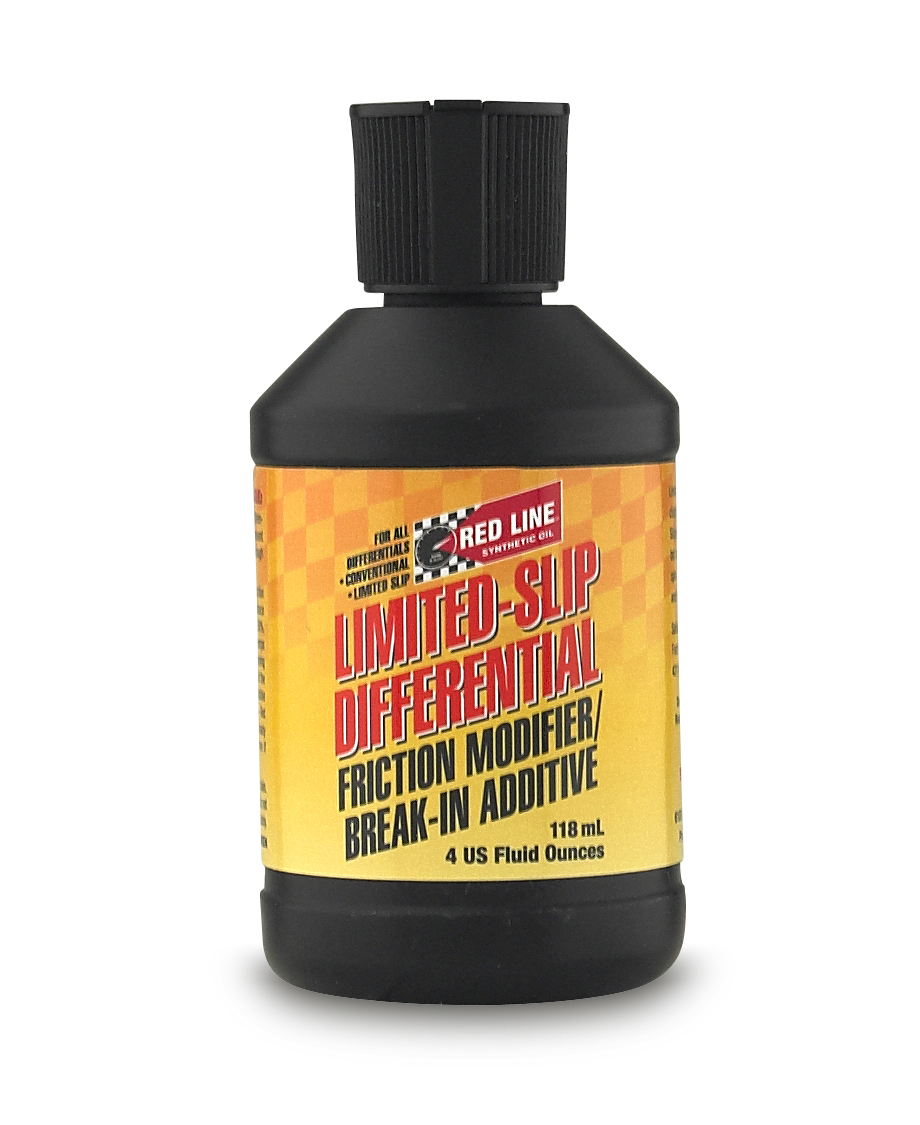 80301 Red Line Oil Differential Limited Slip Friction Modifier 4
