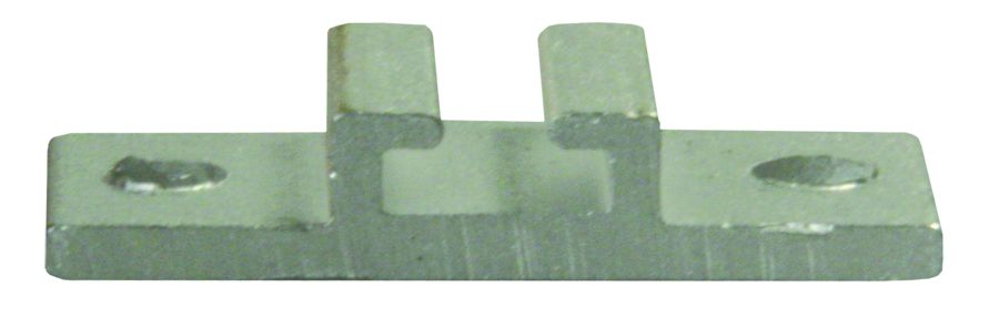 81185 JR Products Window Curtain Track Mounting Bracket Use To Mount