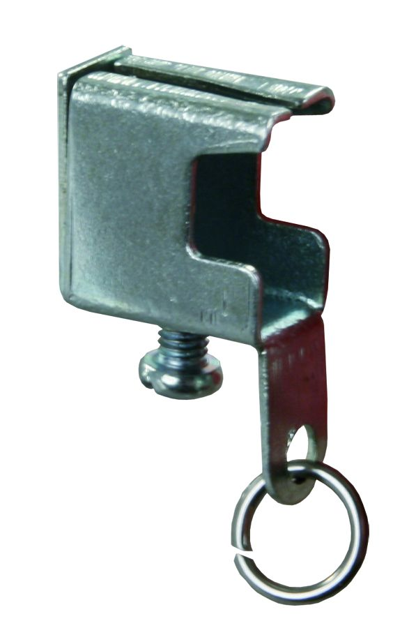 81835 JR Products Window Curtain Track End Stop Universal
