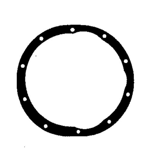 82 Mr. Gasket Differential Gasket For Use With Ford 9 Inch Rear