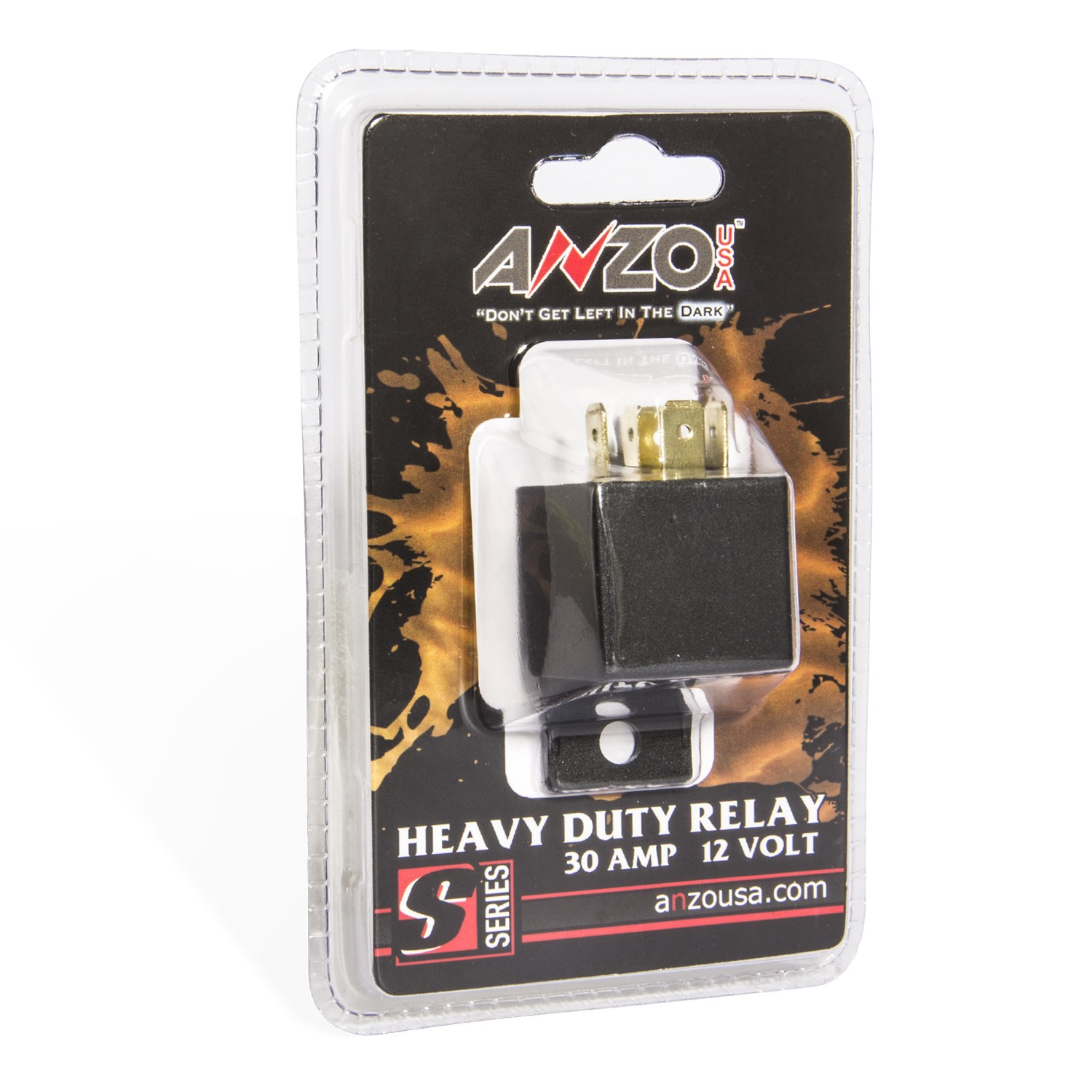 851063 Anzo Multi Purpose Relay 30 Amp