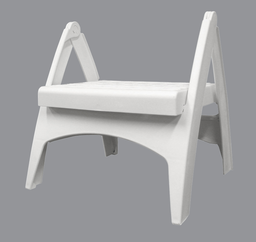 8530-48-3730 Adam's Mfg Step Stool One Step