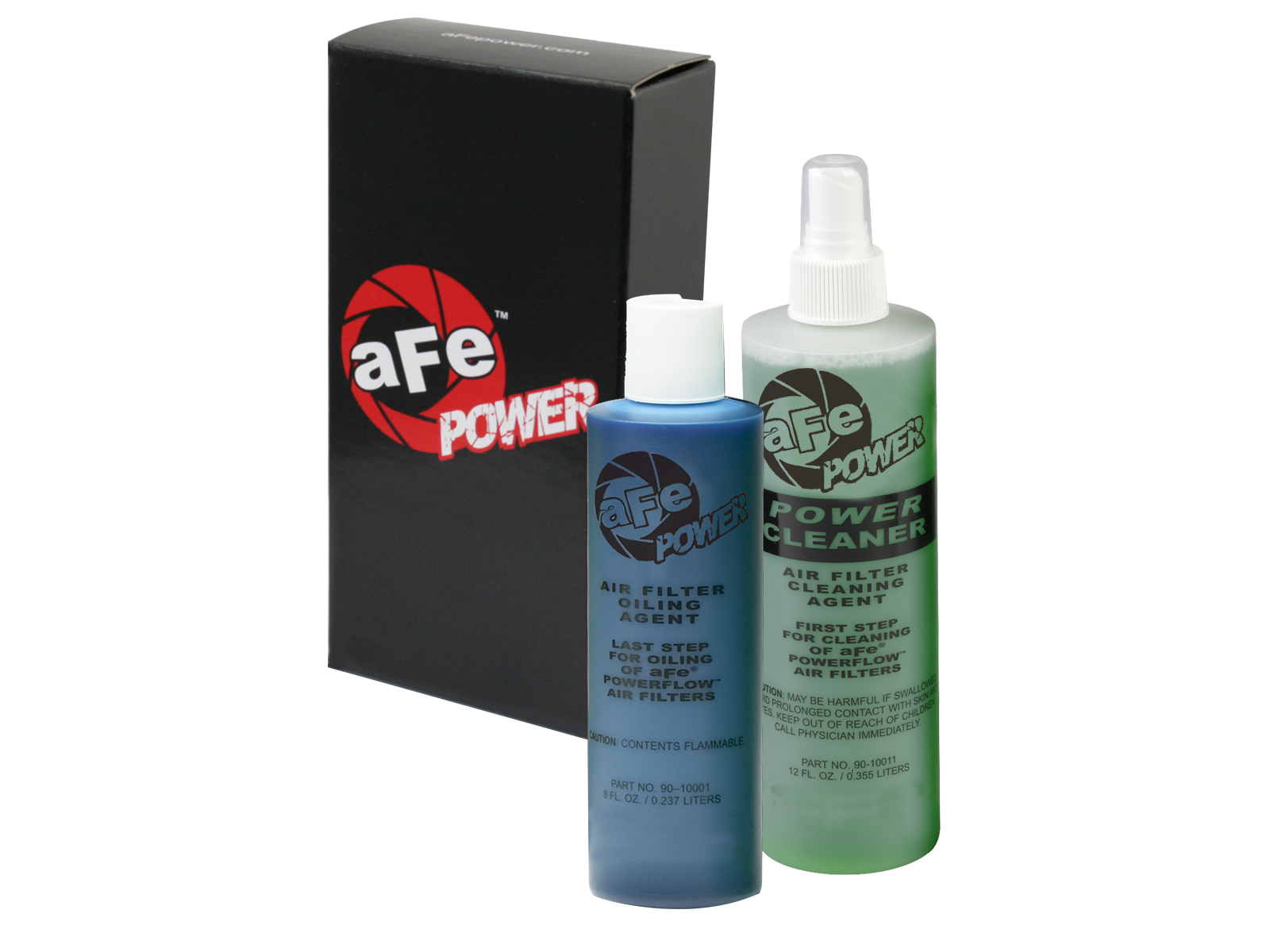90-50501 AFE/Advance Flow Engineering Air Filter Cleaner Kit 12 Ounce
