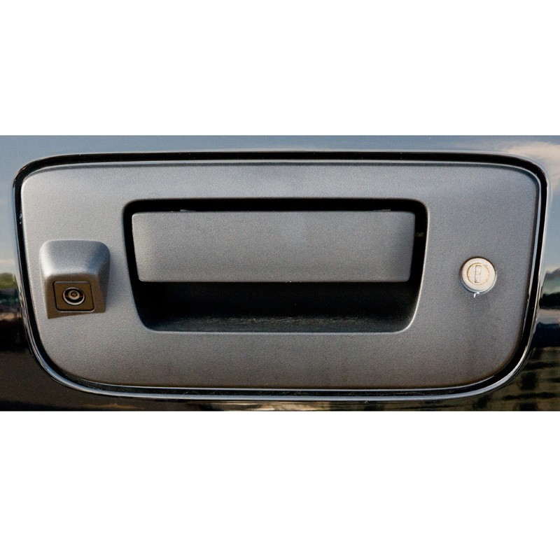Brandmotion 9002-9560 Silverado//Sierra Tailgate Bezel and Camera with Chassis Harness