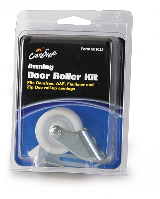 901032 Carefree RV Awning Door Roller Permanent Mount