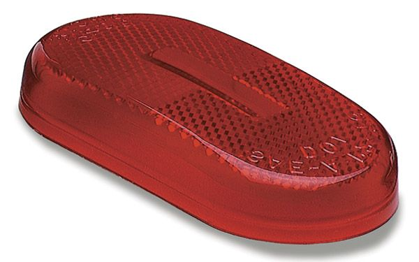 90202 Grote Industries Turn Signal-Parking-Side Marker Light Lens For
