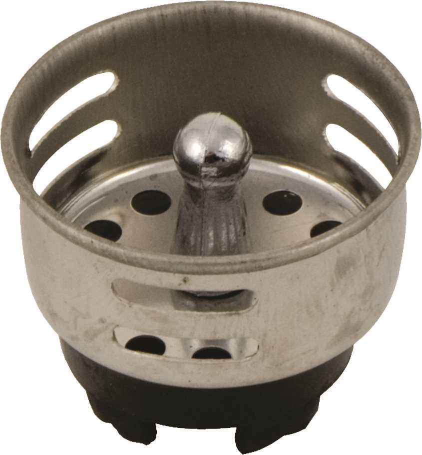 902285 Hardware Express Sink Strainer Basket Replacement For Junior